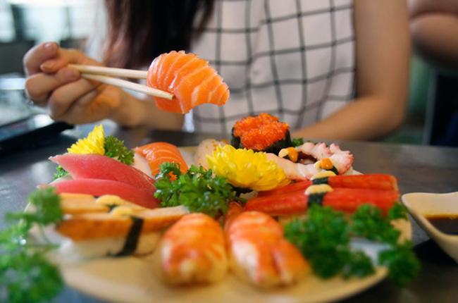 Ăn hải sản sống: Quá nguy hiểm!
