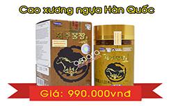 Đại lý cao xương ngựa Hàn Quốc ở Việt Nam - Sieuthisuckhoe.vn