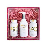 Combo 2 hộp AZ White được tặng 1 chai Sửa rửa mặt và tẩy trang AZ