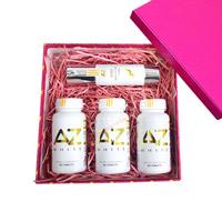 Combo 3 hộp AZ White tặng 1 Serum Giữ Ẩm, Chống Lão Hóa và Làm Trắng Da AZ